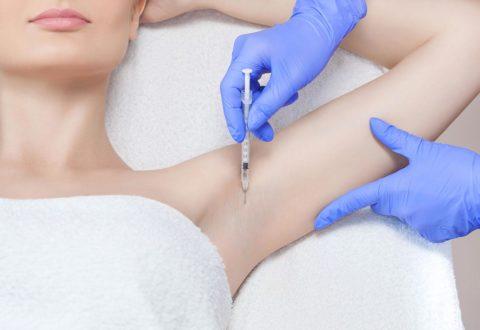 Hyperhidrose Behandlung istanbul
