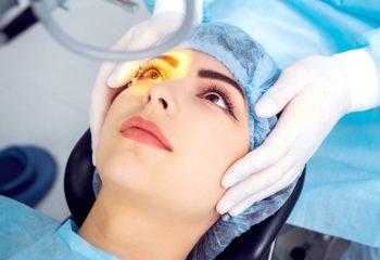 Augen Lasern PRK Methoden