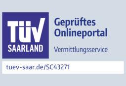 Geprüftes Onlineportal Vermittlungsservice