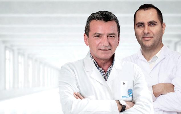 Plastische Chirurgie Ärzteteam