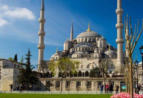 Sultanahmet Blaue Moschee