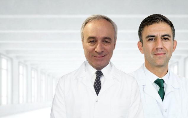Augenlasern Ärzteteam