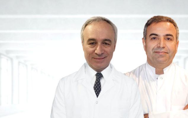 Augen Lasern Ärzteteam