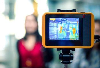 covid-19 termocamera